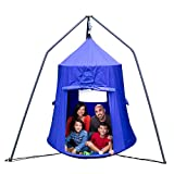 Sportspower blupod Hangingテント,ブルー Family CP-4979