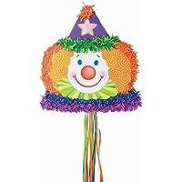 Clown Head Pinata by Shindigz [並行輸入品]