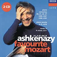 Favorite Mozart
