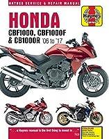 Honda CBF1000 & CB1000R ('06 To '16) (Superbike Service and Repair Manual)