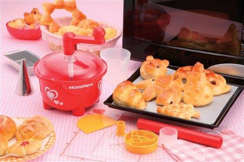 ハッピーキッチン ~かんたん楽しいパン作り~ こねパン