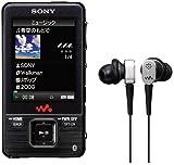 SONYウォークマン Aシリーズ ビデオ対応 8GB ブラック NW-A828 B