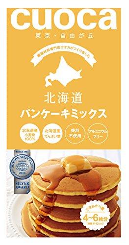 クオカ ミックス粉 北海道パンケーキミックス 200g