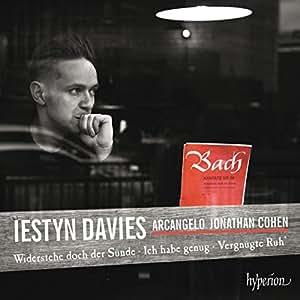 Bach, J.S.: Cantatas Nos 54, 8