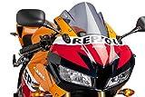 Puig 6478H RACING-SCREEN 【SMOKE】 HONDA CBR600RR(13-15) プーチ スクリーン カウル オートバイ バイク パーツ