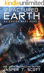Fractured Earth (Ascension Wars Book 3) (English Edition)