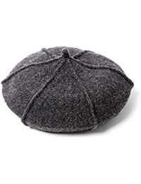 (エムエイチエー) M.H.A.style ニットベレー帽 レディース CAP 帽子 シンプル カジュアル ベーシック 21681