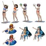 フィギュアマイスター 涼宮ハルヒの憂鬱 ビーチサイドコレクション (BOX)