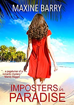 Imposters in Paradise by [Barry, Maxine, Martin, Faith]