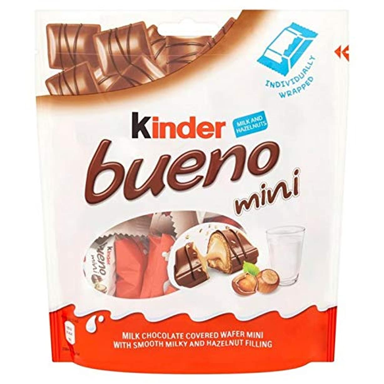 速記取り扱い再生[Kinder ] 86グラムを共有キンダーブエノMiniを - Kinder Bueno Minis Sharing 86g [並行輸入品]