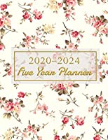 2020-2024 Five Year Planner: Personal Planners Daily Weekly And Monthly: Calendar Schedule agenda Organizer and Journal pocket list Notebook (Month Start from January 2020 through December 2024).