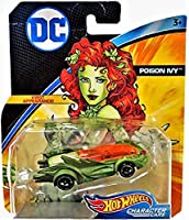 Hot Wheels DC Universe Character Cars Poison Ivy First Appearance [並行輸入品]
