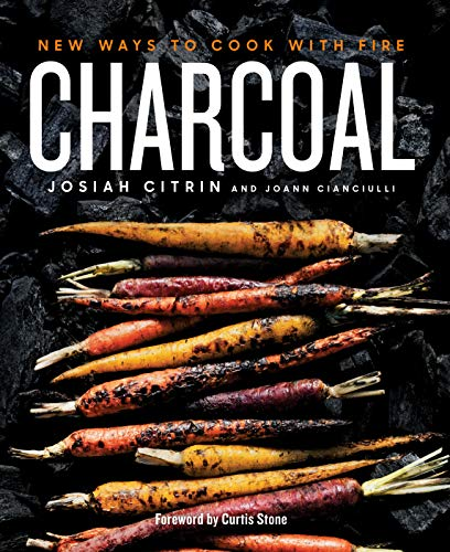 Charcoal: New Ways to Cook with Fire (English Edition)