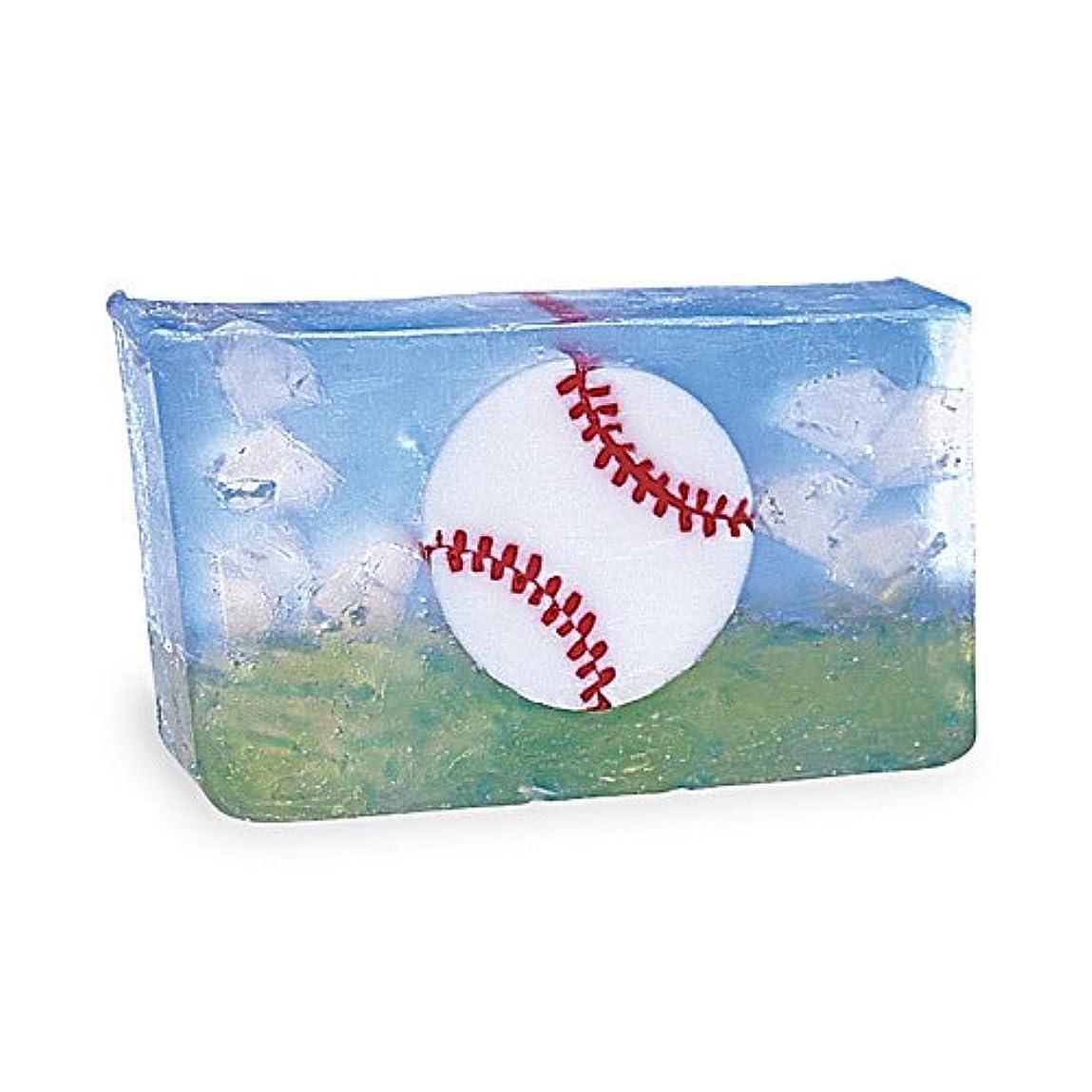 締め切り誇り助けてプライモールエレメンツ アロマティック ソープ ベースボール 180g 植物性 ナチュラル 石鹸 無添加