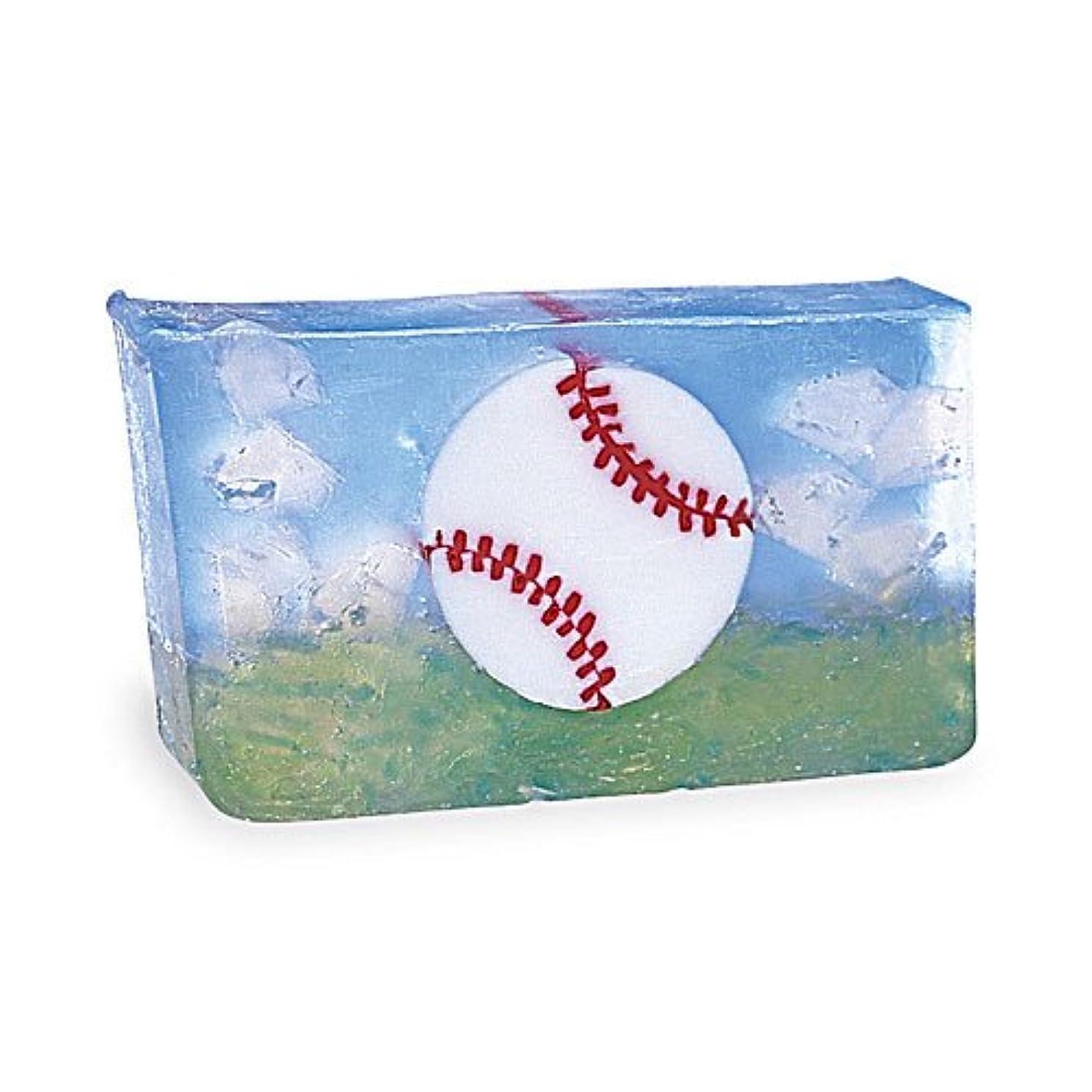 先生マージン散逸プライモールエレメンツ アロマティック ソープ ベースボール 180g 植物性 ナチュラル 石鹸 無添加