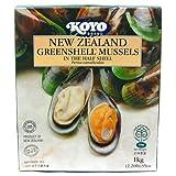 パーナ貝(片貝殻付き) 冷凍 ニュージーランド産 KOYO 1kg