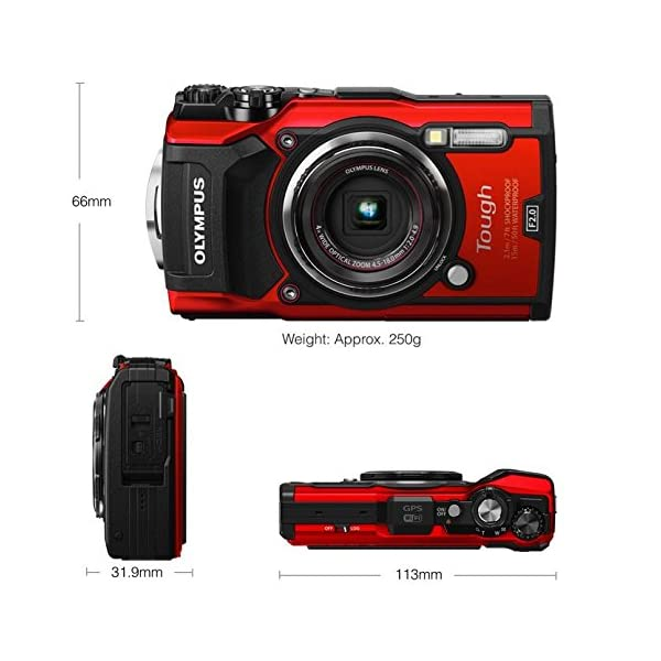 OLYMPUS デジタルカメラ Tough ...の紹介画像11