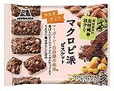 森永製菓 マクロビ派ビスケット <カカオナッツ> 37g×6袋
