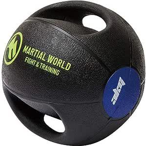 [マーシャルワールド] メディシンボール ダブルグリップタイプ 3kg MB3