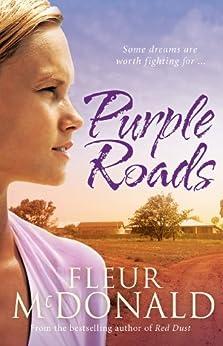 Purple Roads by [McDonald, Fleur]
