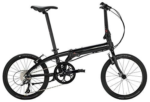 tern(ターン) 2018年モデル LINK N8(リンク N8) 20インチ 8段変速 フォールディングバイク 18LIN8MBBK マットブラック/ブラック