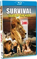 Survival: Tales of the Wild - Lions [Blu-ray] [Import]