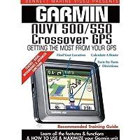 Garmin Instructional Training DVD: NUVI 500 / 550 Crossover GPS [並行輸入品]