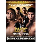 Ufc 80: Rapid Fire [DVD] [Import]