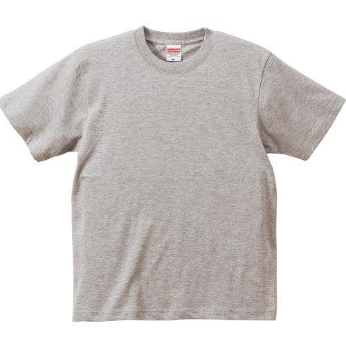 (ユナイテッドアスレ)UnitedAthle 6.2オンス プレミアム Tシャツ 594201 [メンズ] 006 ミックスグレー XXL