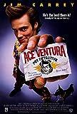 ACE VENTURA : Pet Detective (ムービーポスター27?x 40インチ???69?cm x 102?cm ) ( 1994?)