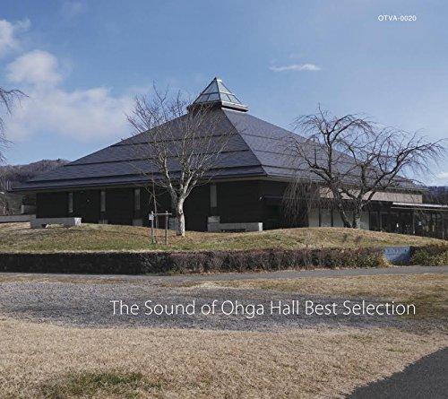 [画像:The Sound of Ohga Hall  Best Selection]