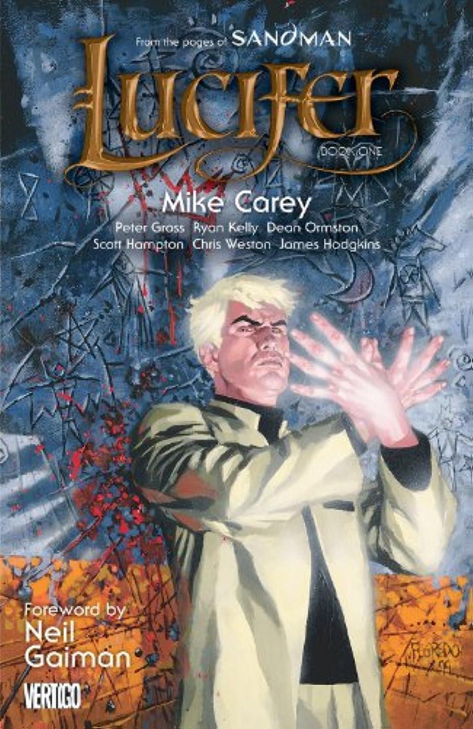 どちらか確かめる滞在Lucifer Book One (English Edition)