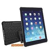 adidas キッズ iPad Air 2ケース, iPad 6ケース, ACCUCASE新しいHyunパターンデザイン[キックスタンド] [引っかき傷] [耐衝撃]折りたたみ式スタンド付き保護カバーfor Apple iPad Air 2( iPad 6)