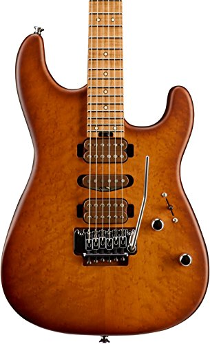 Charvel LIMITED EDITION GUTHRIE GOVAN SIGNATURE MODEL BIRD'S-EYE MAPLE, FLAME MAPLE FINGERBOARD