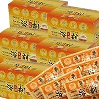 【5箱50包+10包】 ウチダの浴剤 30g×10包入×5個(50包)+10包おまけ付き