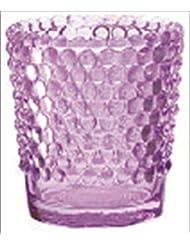 カメヤマキャンドル( kameyama candle ) ホビネルグラス 「 アメジスト 」