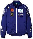 ヤマハ(YAMAHA) スウェットジャケット MotoGP ヤマハ ファクトリーレーシング オフィシャルチームウェア デサント ブルー XOサイズ Q5DYSK419003