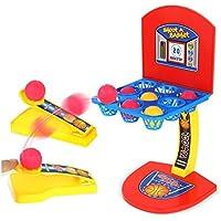 クリエイティブデスクトップゲームミニバスケットボールShootingゲームおもちゃfor Children