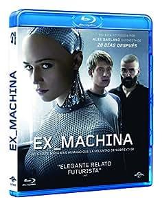 Ex_Machina [Blu-ray] [Import]