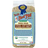 Bob's Red Mill Organic Steel Cut Oats, 680 Grams
