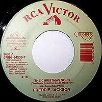 christmas song / o holy night 45 rpm single