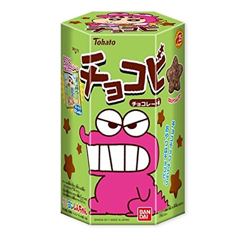 東ハト クレヨンしんちゃんチョコビ 25g×6箱×8