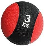 Present-web [筋トレ] 本格的 メディシンボール 体幹 強化 わかりやすいKg表記付き 1kg~10kg