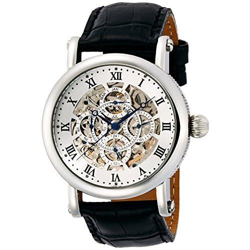 [アルカフトゥーラ]ARCA FUTURA 腕時計 自動巻き S13151BK メンズ