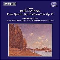 ピアノ四重奏曲Op.10,ピアノ三重奏曲