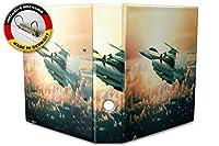 バインダー 2 Ring Binder Lever Arch Folder A4 printed Jet