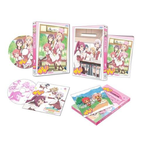 ゆるゆり 【完全初回限定版】 全6巻セット [マーケットプレイス Blu-rayセット]