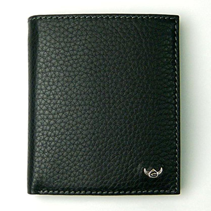 現実的削るコンピューターを使用するGolden Head ゴールデンヘッド SIENA シエナ 1361-46 3つ折り財布 カード入れ 札入れ メンズ 本革 Combi Wallet