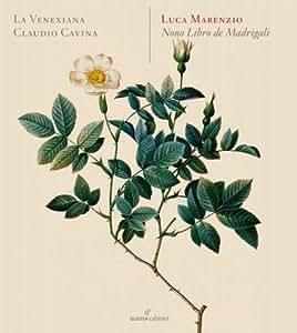 Non Libro De Madrigali 1599