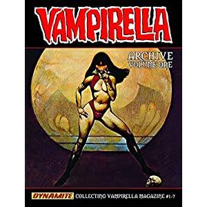 Vampirella Archives 1